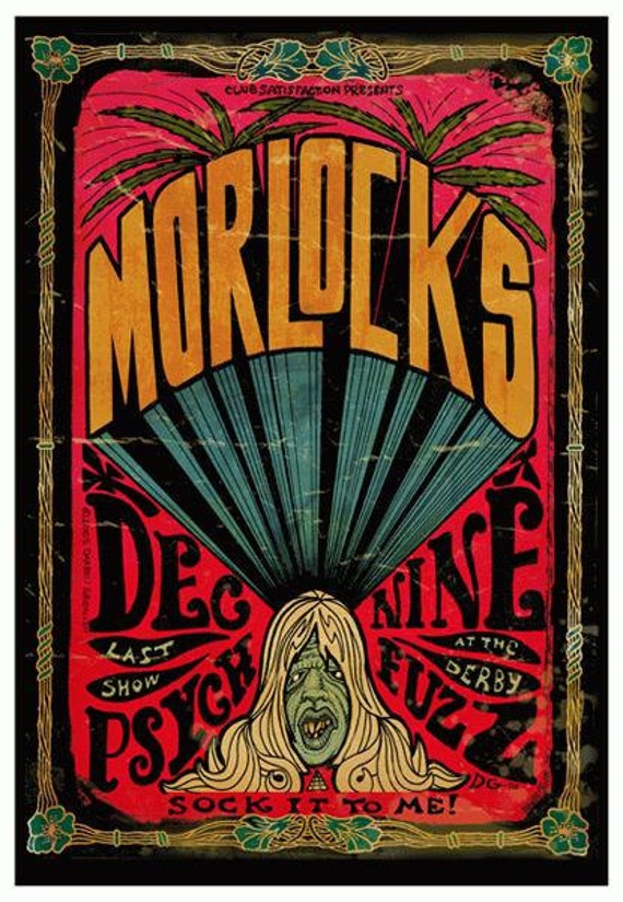 Psychedelic Rock Posters