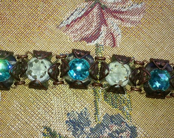 A Jean Louis Blin Parisian Bracelet. Rare, extremely limited or one of a kind.