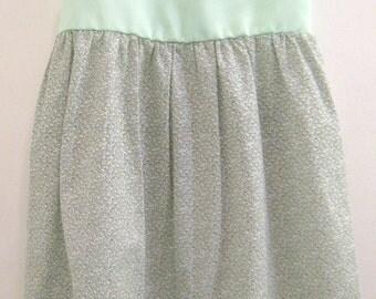 Girls dress, floral pattern, toddler dress, kids clothing, children apparel, pink dress, flower dress, dresses, Kids fashion
