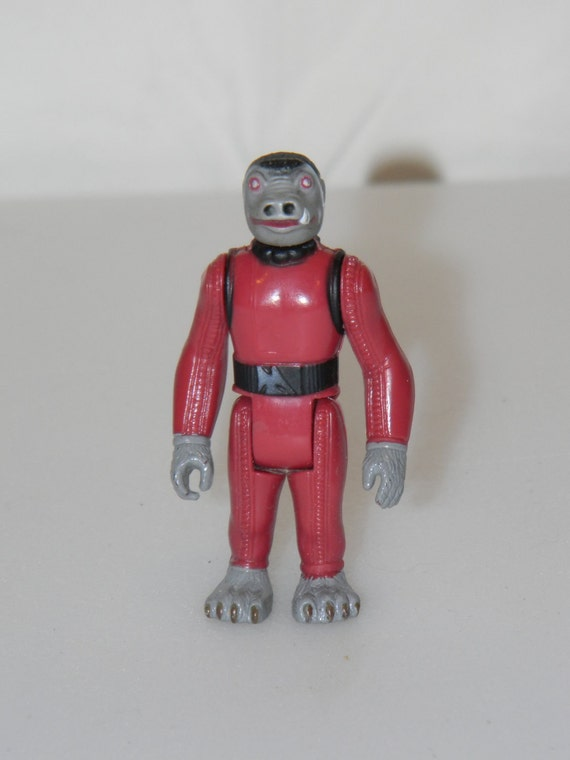 CLEARANCE Star Wars red snaggletooth 1978