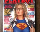 August 1981 Playboy Magazine