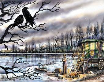 The Raven Pond