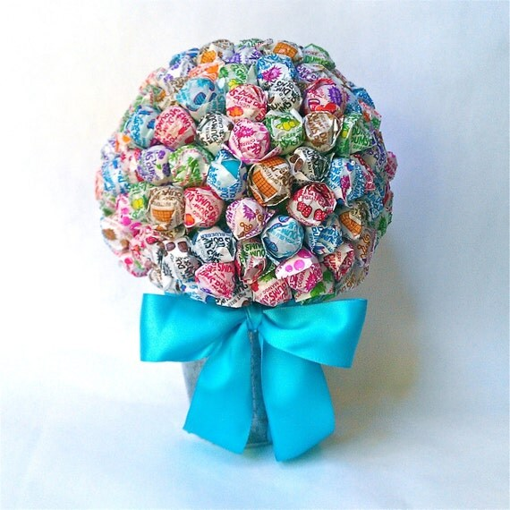 How To Make A Candy Bouquet Dollar Store Craftscom