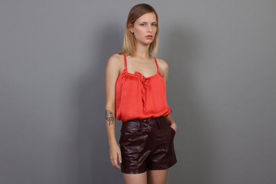 SALE- Stunning Coral Tank Top