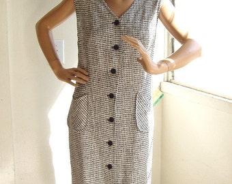 Vintage Jumper Dress Berkshire B-Tween with original tags