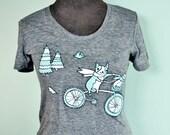 Womens t-shirt Tshirt women - Bicycle T-shirt bike t-shirt bike t shirt graphic tee shirt t-shirt women tshirt clothing