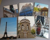 Paris Photo Card Lot