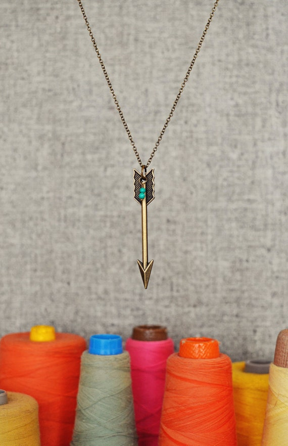 Arrow Necklace - Katniss