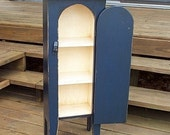 Jelly Cabinet with Arched Door
