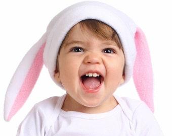 Childrens Animal Hat Pattern - Bunny Rabbit Cat Bear more - Sewing PDF Halloween