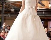 Scalloped Bridal Shrug- White or Ivory lace