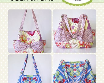 Sidekick Bag ebook PDF Sewing Pattern / Sweet Pea Totes