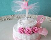 Ballerina Birthday Cake Trinket Box for Ballet party TVAT Birthday Party Birthday Decoration