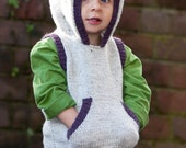 Boys Hooded Vest Pattern - Little Cupcakes by lisaFdesign - Download Now - Pattern PDF