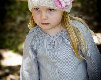 Tessa Hat Pattern - Little Cupcakes by lisaFdesign - Download Now - Pattern PDF