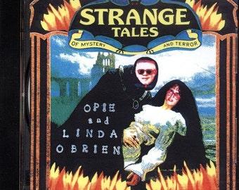 Strange Tales - Music CD (Original)