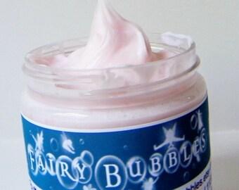 Moisturizer, Pink Watermelon Body Butter, Ulitimate Skin Care, Intense Body Lotion, 4 oz jar, by fairybubbles