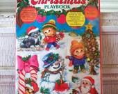 Christmas Playbook Activity Book