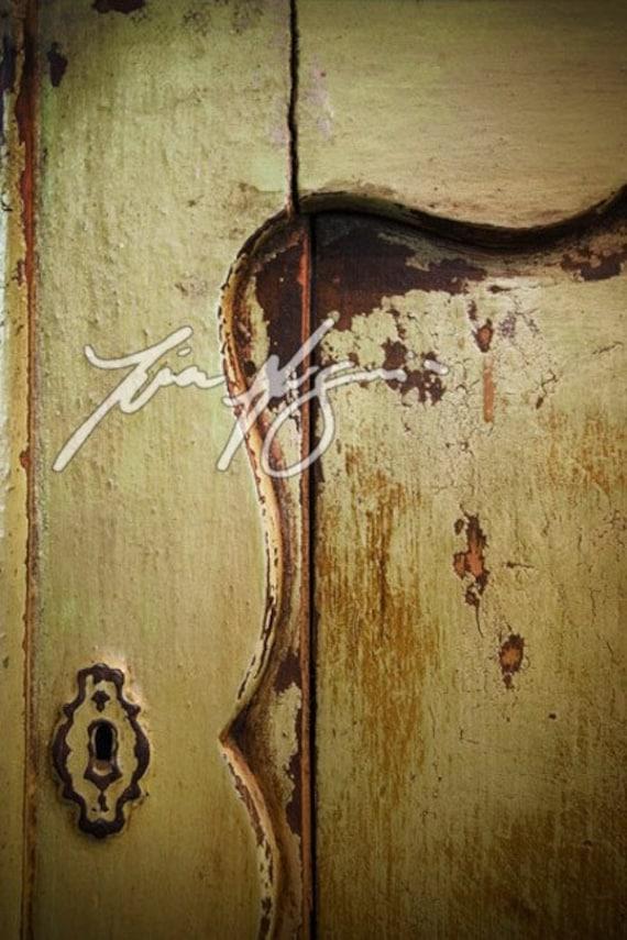 BOGO (Buy one, get one free) - Locked Away - Borderless print - Fine art photography