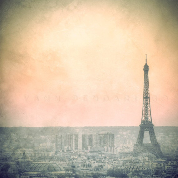 Paris Eiffel Tower Photography With Quotes Paris Eiffel Tower Decor