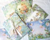Card set of 8 blank cards and envelopes   a multi pack gift set 4 designs