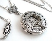 I'll Give You the Moon - Silver Locket