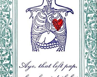 Pyramus Postcard