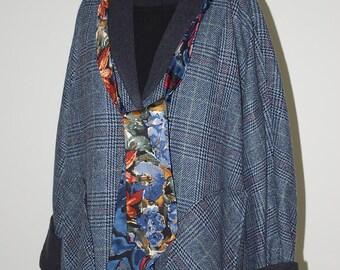 1930's Tie Swing Coat