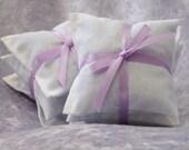 Lavender Dryer Sachets  - 2 Sets of 3