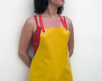 CUSTOM  Waterproof Personalized Apron, Sturdy.