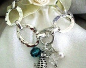 Seahorse Bracelet Beach Destination Wedding