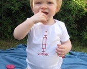 Outlier Baby Bodysuit