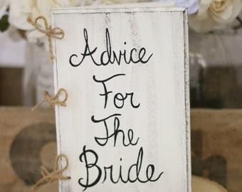Bridal Shower Guest Book Shabby Chic Wedding Decor (item number MMHDSR10013)