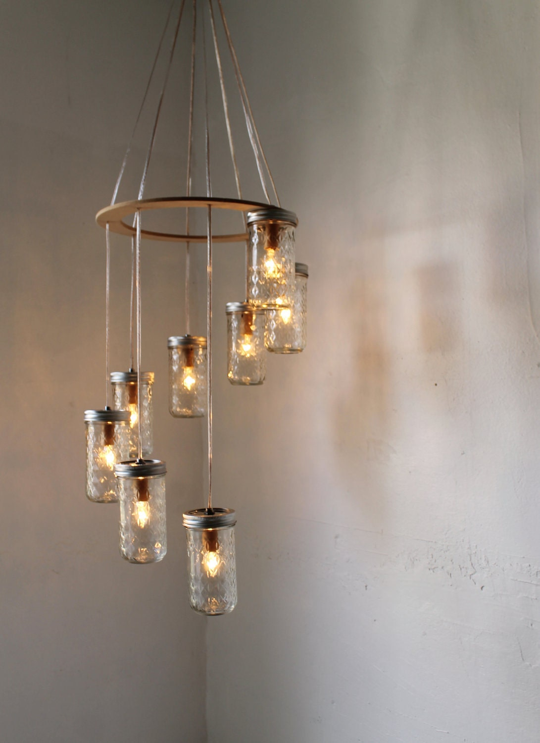 mason jar lighting fixture. zoom mason jar lighting fixture i