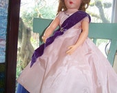 SALE Ballerina Doll Posable 20 inches tall 1950