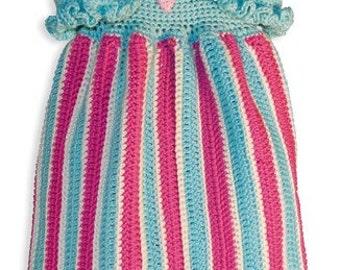 Crochet Patterns for Girls, Sun Dress, shrug crochet pattern, sundress, girls sundress, crochet patterns, crochet patterns for girls