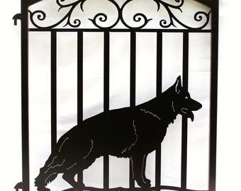 Dog Gate for German Shepherd