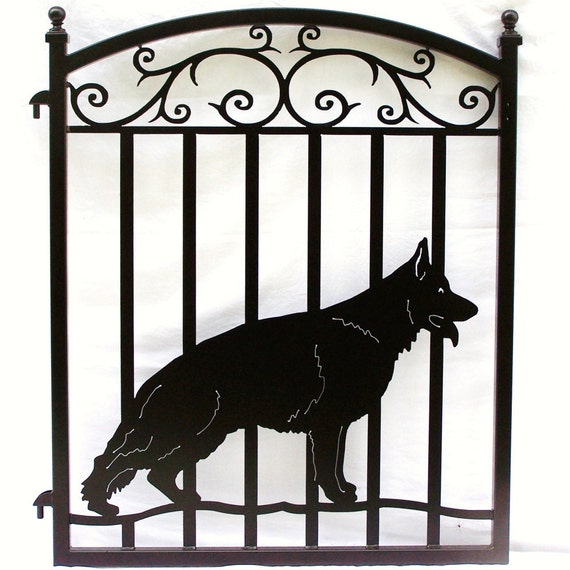 Items Similar To Dog Gate For German Shepherd On Etsy