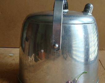 Kromex Drink Cooler,Ice Bucket, Summer Fun/l Mid Century/ Margaritaville