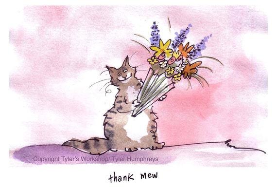 Kitty Cat Birthday Invitations with adorable invitation design