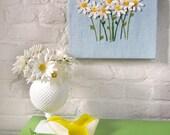 Brini Maxwell Felt Applique Daisy Embroidery Kit ON SALE