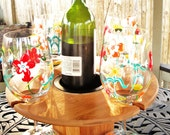 Perfect for Around the Pool Set of 4 Polycarbonate Wine Glasses by Mimossa Studio