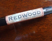 Solid COLOGNE Stick - REDWOOD - brisk woodland scent by Man Cave Soapworks-ships FREE to U S