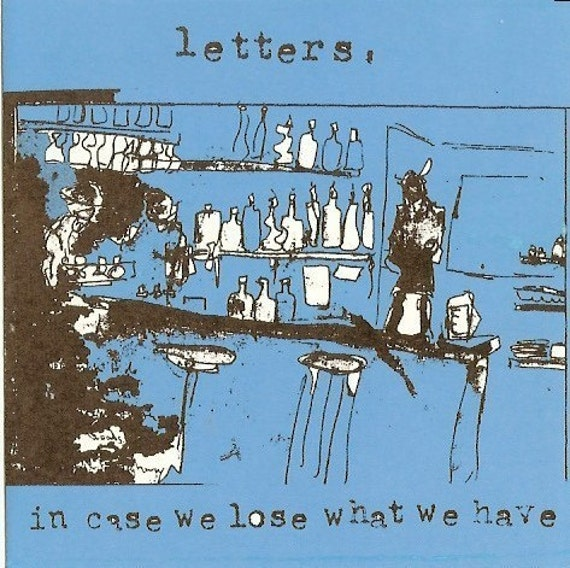 Letters- In Case We Lose What We Have (CD)