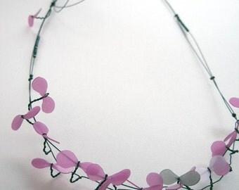SummerPink Necklace
