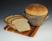 Bread Baker - 12 RECIPES Included - Bread Crock - Ceramic Baker - Featured in MidWest Living Magazine - Baking Dish