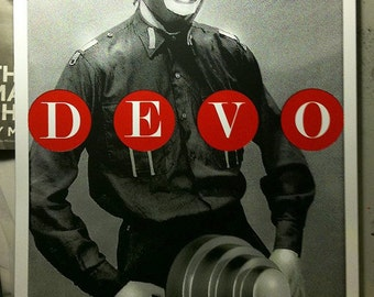 Devo, The Moore Theater, Seattle 2009 by Shawn Wolfe