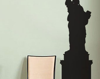 Vinyl Wall Decal Sticker Statue of Liberty NYC New York City item 207