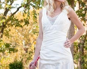1920s Great Gatsby Inspired Wedding Dress - Come on Eileen