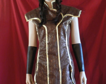 Satele Shan Costume, Star Wars, Cosplay, Custom Made to Order